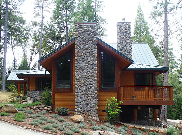 Dulmage Residence & Guest House — Nevada City, California