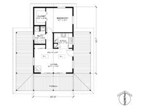 Chief Architect 10.08a: Sunset II web graphic.layout