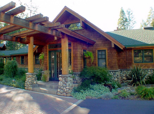 Tahoe Lodge David Wright Architects