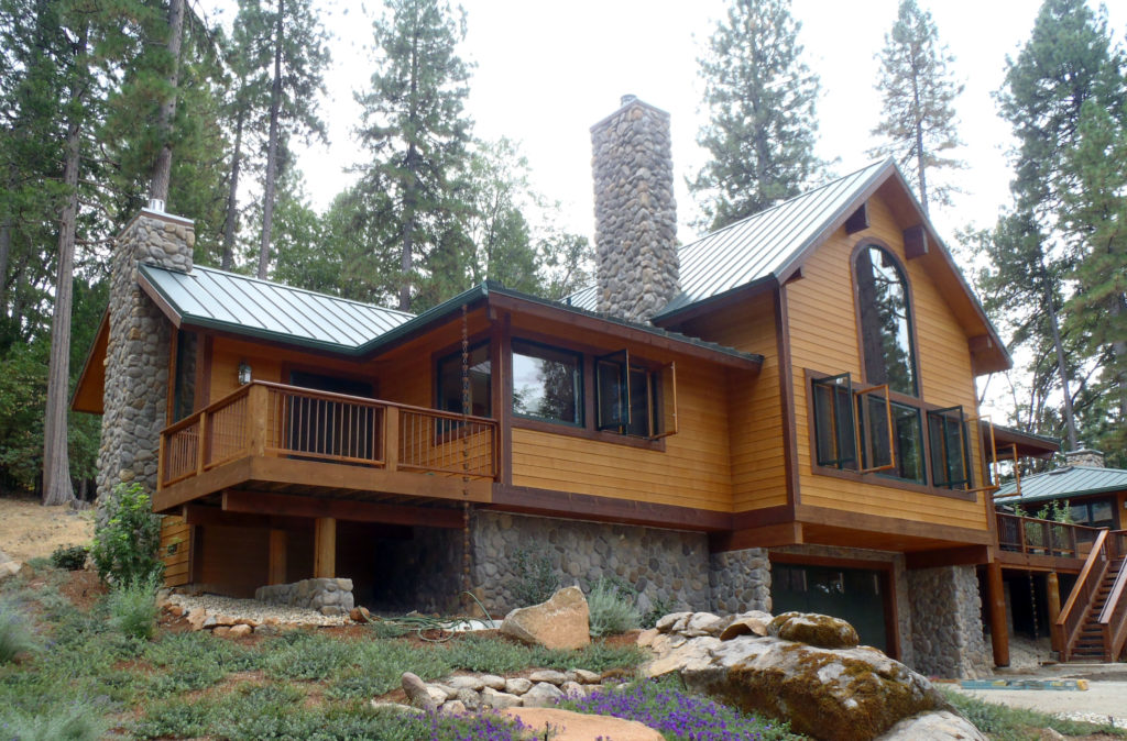Sierra Lodge, David Wright Architect