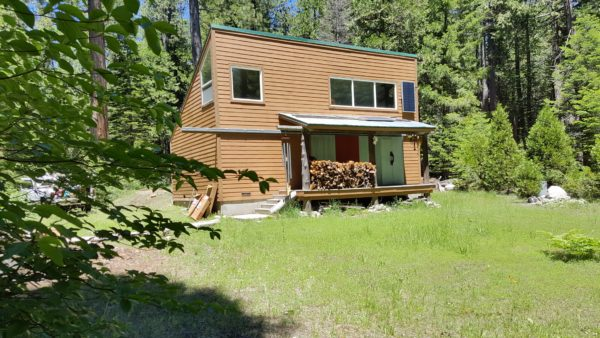 Sierra Studio Cabin David Wright Architects