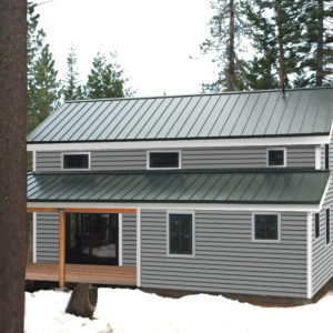 High Sierra II Cabin, David Wright Architect Plans For Sale