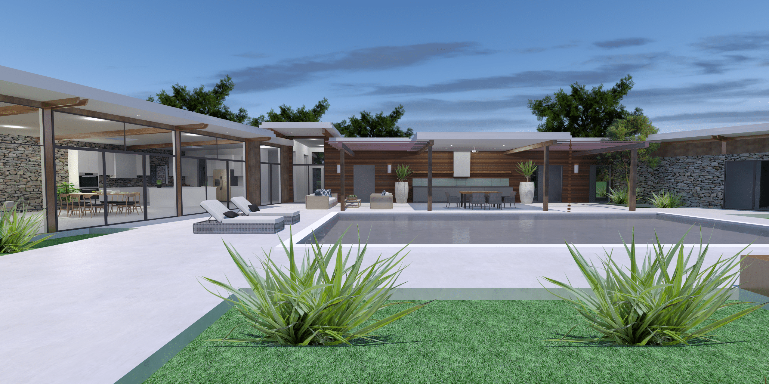 Cotter Residence - Chico, CA