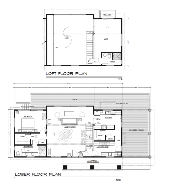 The River View House Floor Plan Design for Sale David Wright Architect