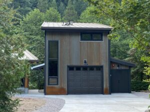 Smith House & Studio – Shasta County, CA